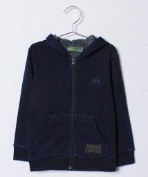 KRIFF MAYER(Kids)/デニシャギーパーカー(120〜160cm)/500625675