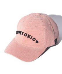 Lovetoxic/ロゴ入りキャップ/500633085