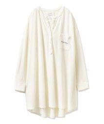 gelato pique/ホットファブリックビッグシャツ/500645014