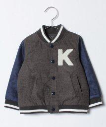 koe kids/サガラ刺繍スタジャン/500627324
