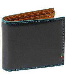 ADC/イタリアンレザーカラーエッジ二つ折り財布/500628516