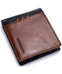 ADC/アニリンバッファローレザー二つ折り財布/500628519
