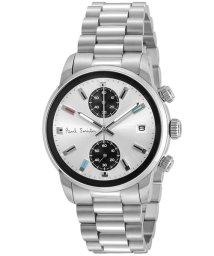 Paul Smith/Paul Smith BLOCK CHRONO 腕時計 P10033 メンズ/500633011
