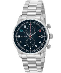 Paul Smith/Paul Smith BLOCK CHRONO 腕時計 P10143 メンズ/500633012