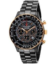 GUIONNET/GUIONNET FLIGHTIMER パイロットクロノ FLIGHTIMER パイロットクロノ 腕時計 FT42YBRBR メンズ/500633014