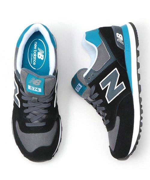 new balance(ニューバランス)/New Balance ML574 スニーカー ユニセックス/ML574CP