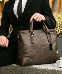 GUIONNET/GUIONNET ギオネ A4 書類収納 ビジネスバッグ 2way Briefcase 手提げバッグ ショルダーバッグ シンプル ブリーフ トートバッグ ブリー/500633293
