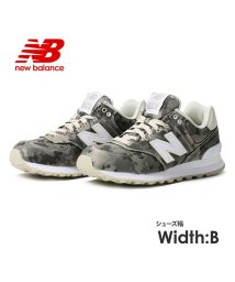 NEW BALANCE/New Balance WL574 スニーカー/500633298