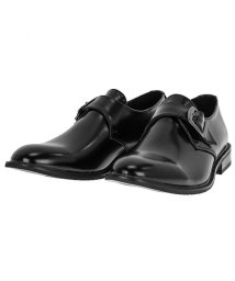 GUIONNET/GUIONNET DOUBLE MONK STRAP ビジネス コンフォートシューズ ドレスシューズ BS104‐CAFE‐39‐245 メンズ/500633363