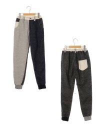 SHIPS KIDS/SHIPS KIDS:二重織り 起毛 リブ パンツ(145~160cm)/500646970