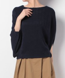 NICE CLAUP OUTLET/【every very nice claup】ポンチョ風プルオーバー/500629146