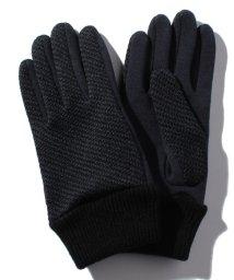 JNSJNM/【EDWIN】セーターフリース手袋/500631938