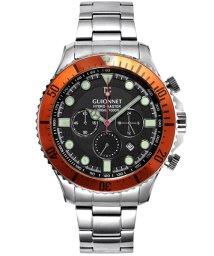 GUIONNET/GUIONNET HYDROMASTER 300M防水クロノ HYDROMASTER 300M防水クロノ 腕時計 HM44SRD メンズ/500633020