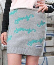 ANAP GiRL/【セットアップ対応商品】ジャガードニットスカート/500636550