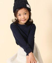 coen/【coen キッズ / ジュニア】ワッフルサーマルTシャツ(110~150cm)/500637721