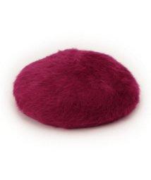 DOUBLE NAME/アンゴラベレー帽/500647222