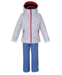 Phenix/フェニックス/キッズ/SNOW CRYSTAL KIDS TWO-PIECE/500647620