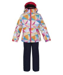 Phenix/フェニックス/キッズ/SNOW CRYSTAL KIDS TWO-PIECE/500647622