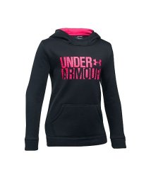 UNDER ARMOUR/アンダーアーマー/キッズ/UA ARMOUR FLEECE WORDMARK HOODY/500647678