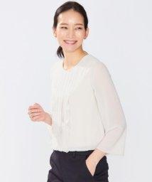JIYU-KU(LARGE SIZE)/ロイヤルシフォン カットソー(検索番号W26)/500648943