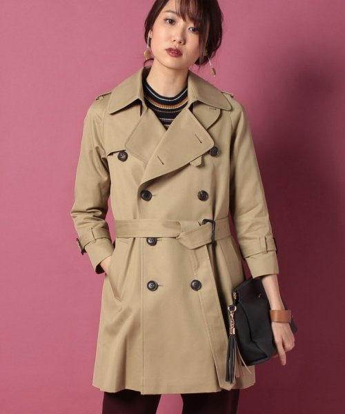 beautiful people(ビューティフルピープル)/ultimatepima twilltrench coat/1825103402