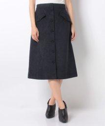 OLD ENGLAND/ウルトラスエードスカート/10263691N