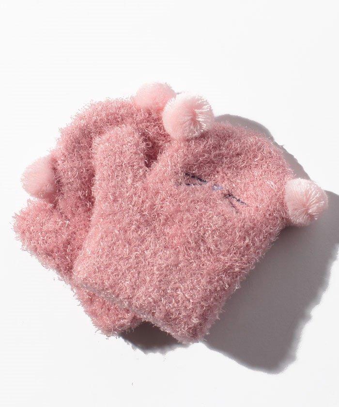 BABYマシュマロアニマル手袋