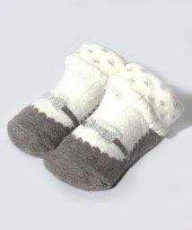 petit main/スカラップ靴風カップソックス/500638635