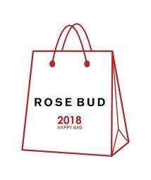 ROSE BUD/2018 ROSE BUD 福袋/500651205