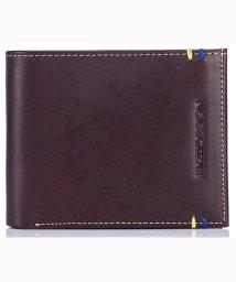 ADC/イタリアンレザー純札二つ折り財布/500628523