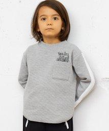 green label relaxing (Kids)/【キッズ】ウラシャギープルオーバー/500639408