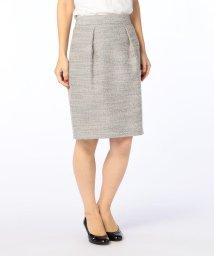 NOLLEY'S sophi/ラメツイードスカート/500645130