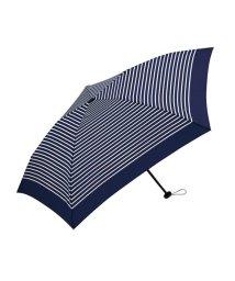 haco!/KiU エアライトアンブレラ90g ボーダー umbrella/500650702