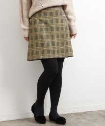 ROPE' PICNIC/ラップ風スカートパンツ/500653585