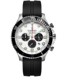 GUIONNET/GUIONNET HYDROMASTER 300M防水クロノ HYDROMASTER 300M防水クロノ 腕時計 HM44SRDRB メンズ/500633019