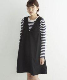 haco!/大人レディーライクジャンパースカート/500639936