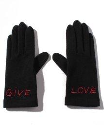 agnes b. FEMME/GR88 GANT GIVE LOVE手袋/500645572