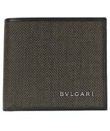BVLGARI/ブルガリ 二つ折り財布(小銭入れ付)/500652738