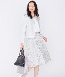 JIYU-KU /フラワーオパール リバーシブルスカート(検索番号W28)/500654519