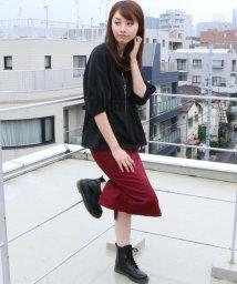 framesRayCassin/サッシュベルト付きスカート/500654601