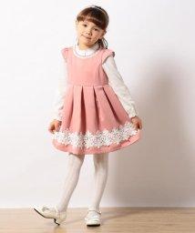 anyFAM(KIDS)/【KIDS】セレモニー グログラン ワンピース/500654637