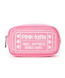 PINK-latte/チケットポーチ/500655420