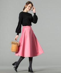 JIYU-KU(LARGE SIZE)/【リバーシブル】カラーチェンジ スカート/500657448