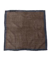 SHIPS MEN/BREUER: ウール ソリッド ポケットチーフ/500658740