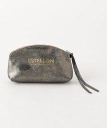 NOLLEY'S/【ESTELLON/エステロン】 ハーフムーンポーチ/500653377