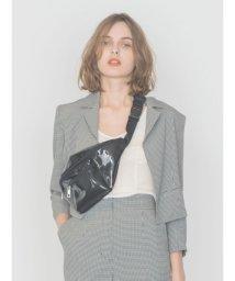 emmi atelier/【emmi atelier】チェックショートシャツジャケット/500660579