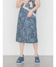 emmi atelier/【emmi atelier】ボタニカルジャガードAラインスカート/500660767