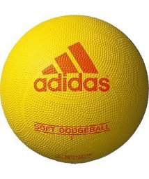 adidas/アディダス/キッズ/ソフトドッジボール 黄色/500229642