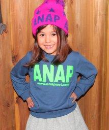 ANAP KIDS/アドレスロゴトレーナー/500655272