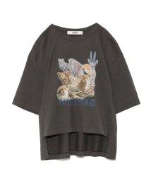 FURFUR/動物Tシャツ/500666755
